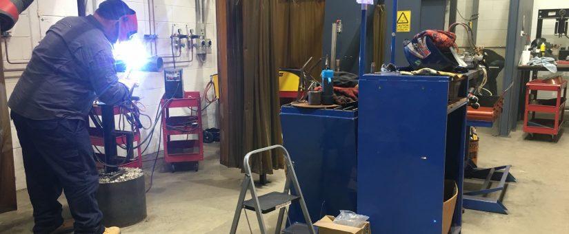 One-on-one Specialised Welder Training