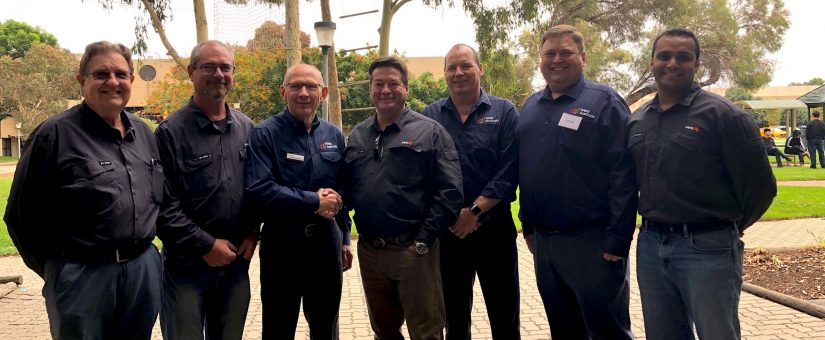 New Partnership with Weld Australia