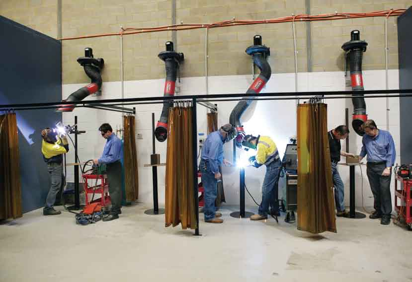 AWS Qualify Welders for Zeron 100 for the Adelaide Desalination Plant Project